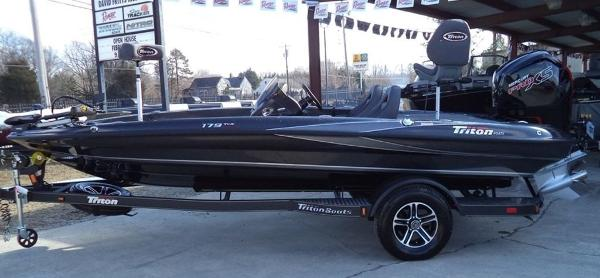 2019 TRITON 179 TRX for sale