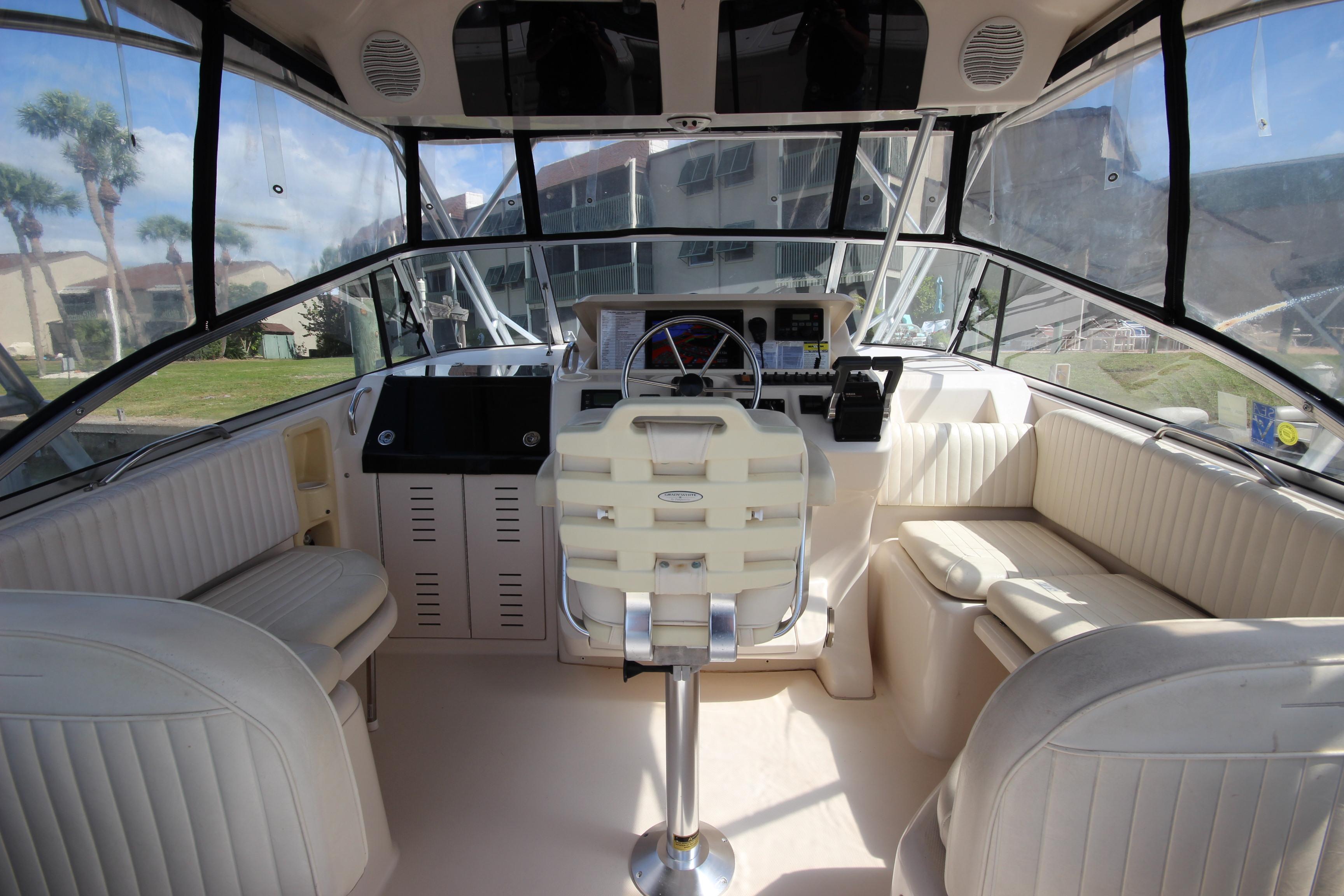 2001 Grady-White 330 Express with 2018 Yamaha 250's w/Warranties