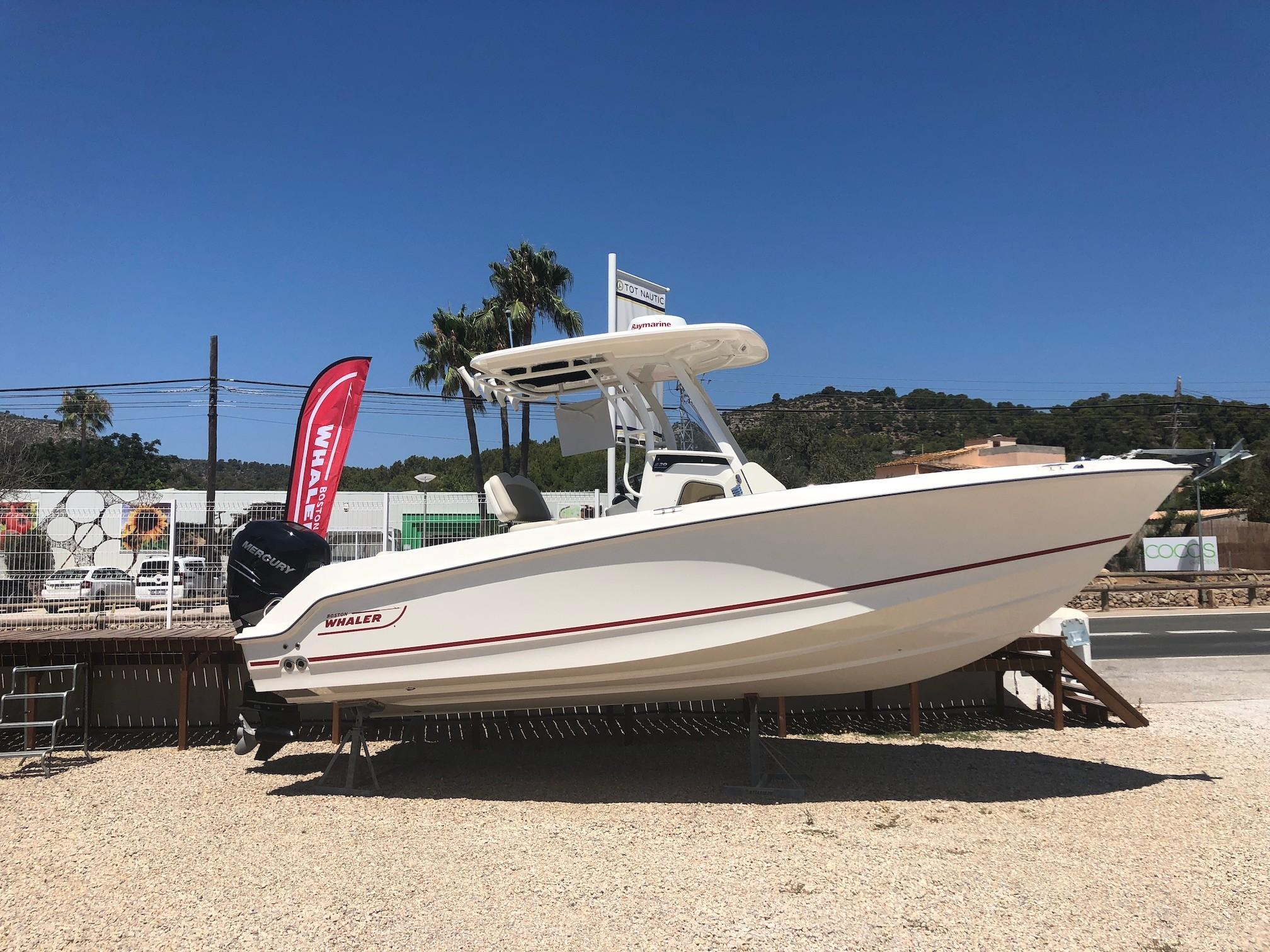 2017 Boston Whaler 230 Outrage Andratx, Spain - Tot Nautic