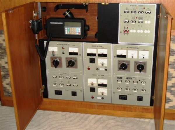 Electrical- Power Distribution Panel