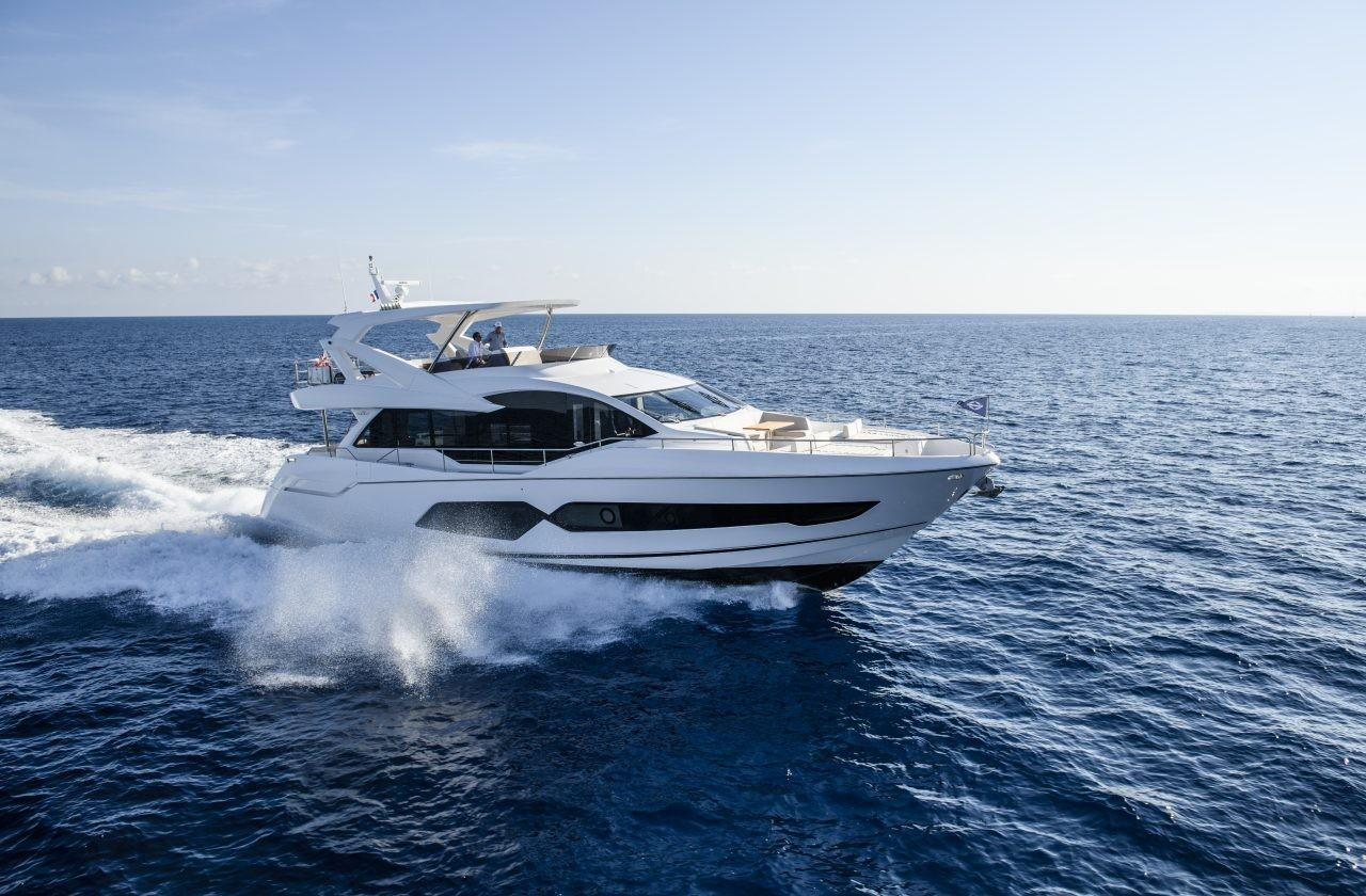 Manufacturer Provided Image: Sunseeker 76 Yacht