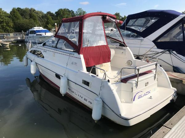 Bayliner 2651 SUNBRIDGE