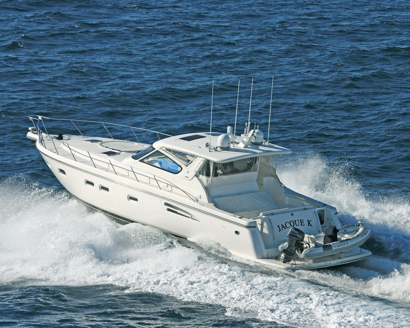 52 ft Tiara 5200 Express