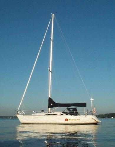 1989 Canadian Sailcraft CS 40