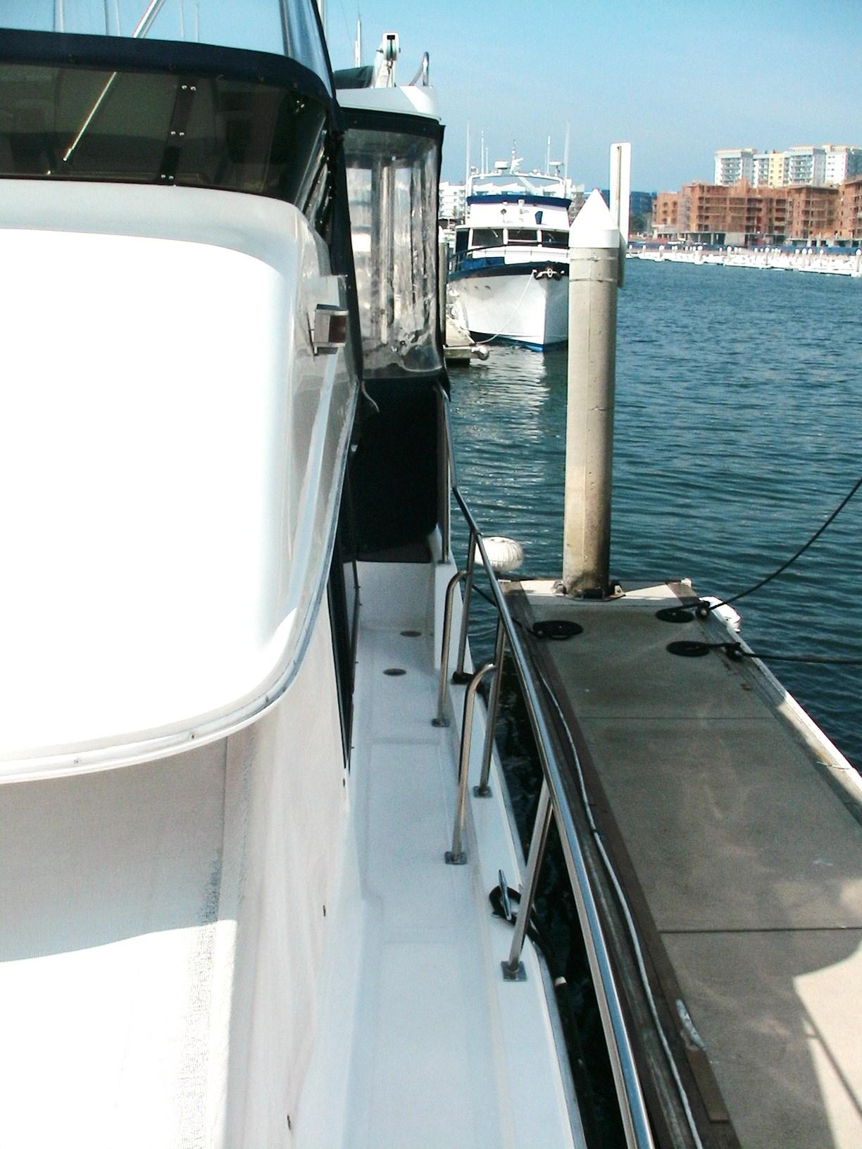 42\' Ocean Alexander CPMY 1989   Seacoast Yachts