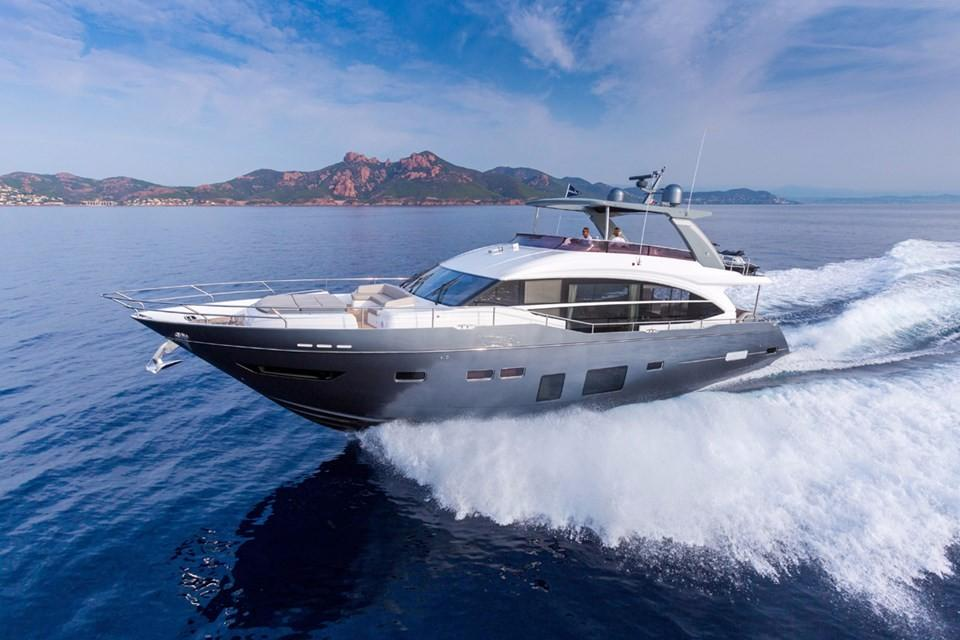 Yacht for Sale: 75' Princess 75 Motor Yacht (2018)