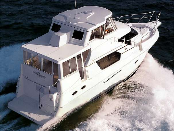 Used Silverton 453 Motor Yachts For Sale