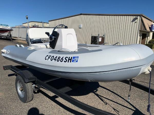2019 ZODIAC 10' RIGID INFLATABLE for sale