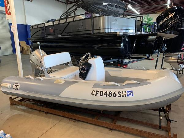 2019 CUSTOM 10' RIGID INFLATABLE for sale
