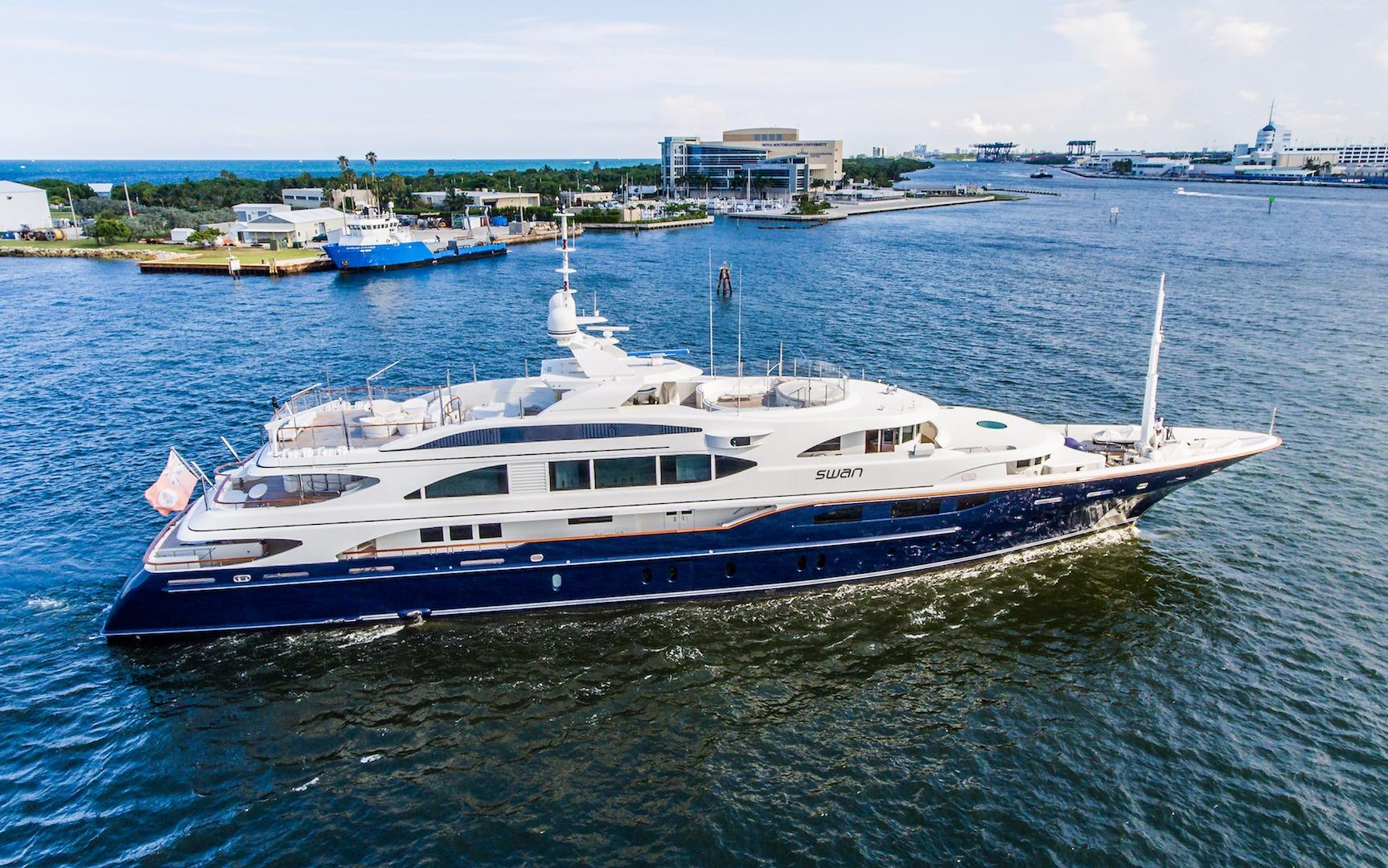 Superyachts for sale superyacht world for Small motor boat cost