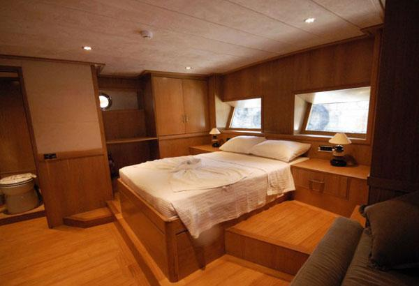 Kingsize Bed, Study, Settee And En_suite Bathroom In The Master Suite