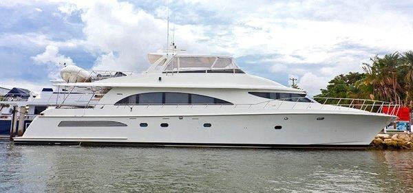 92' Cheoy Lee Sport Motor Yacht YOLY