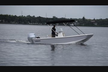 Sundance DX 20 Skiff video