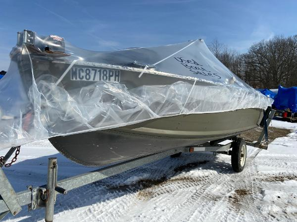 1993 Smoker Craft boat for sale, model of the boat is 140 & Image # 3 of 12