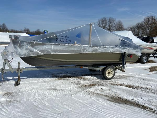 1993 SMOKER CRAFT 140 for sale