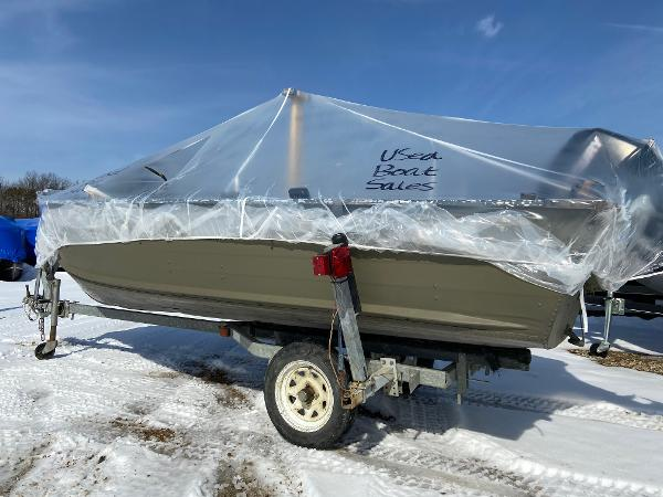 1993 Smoker Craft boat for sale, model of the boat is 140 & Image # 2 of 12