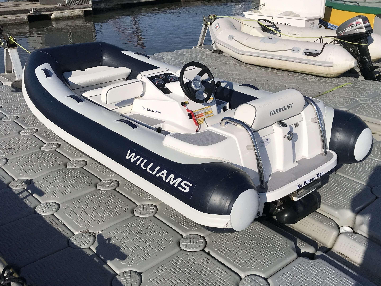 Williams Jet Tenders Turbo Jet 325