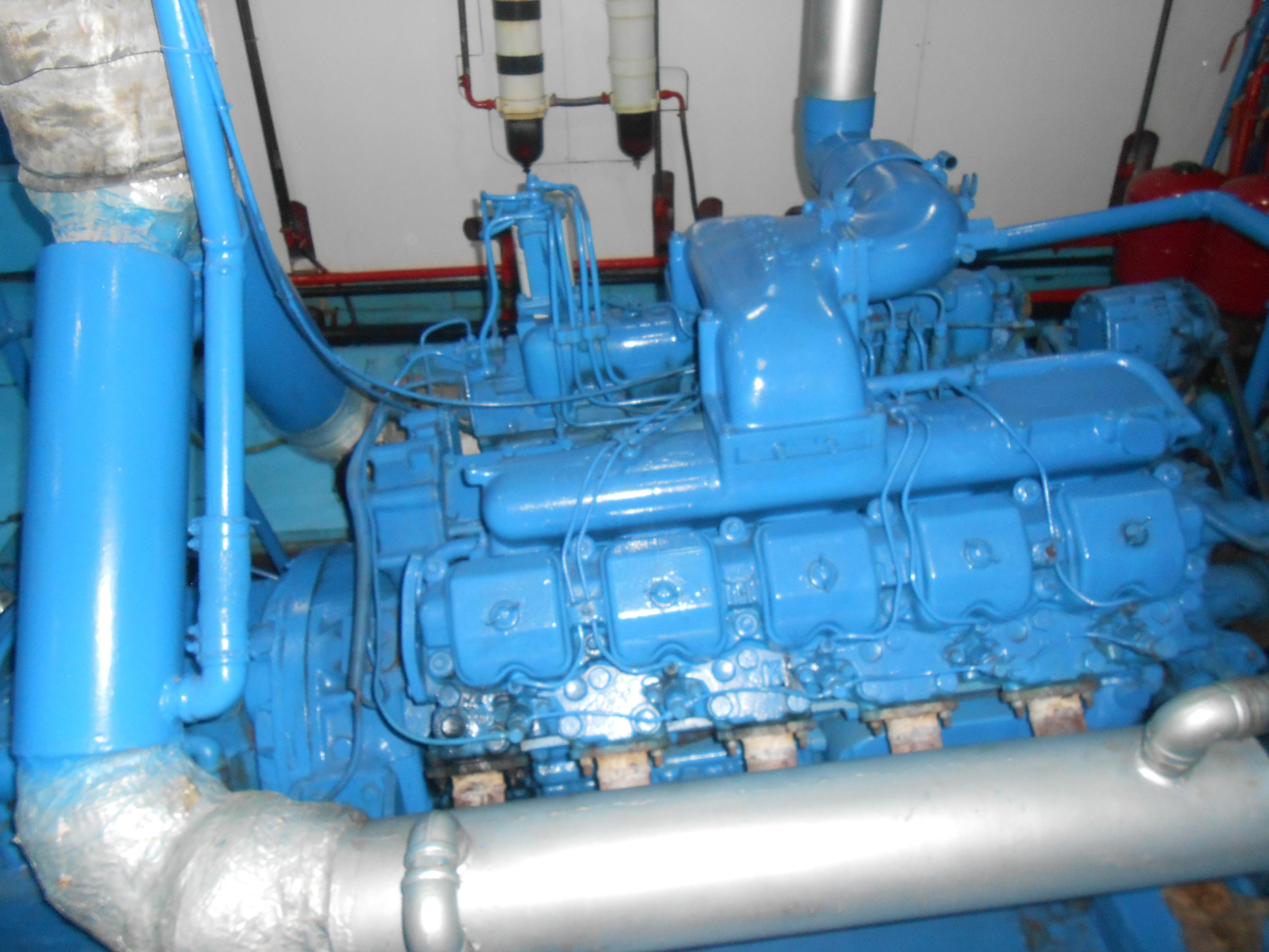 122 ft Bugis Phinisi Generator