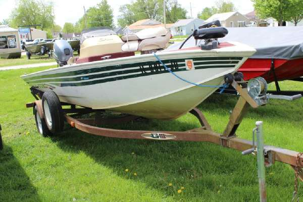 1998 G3 BOATS SV160C for sale