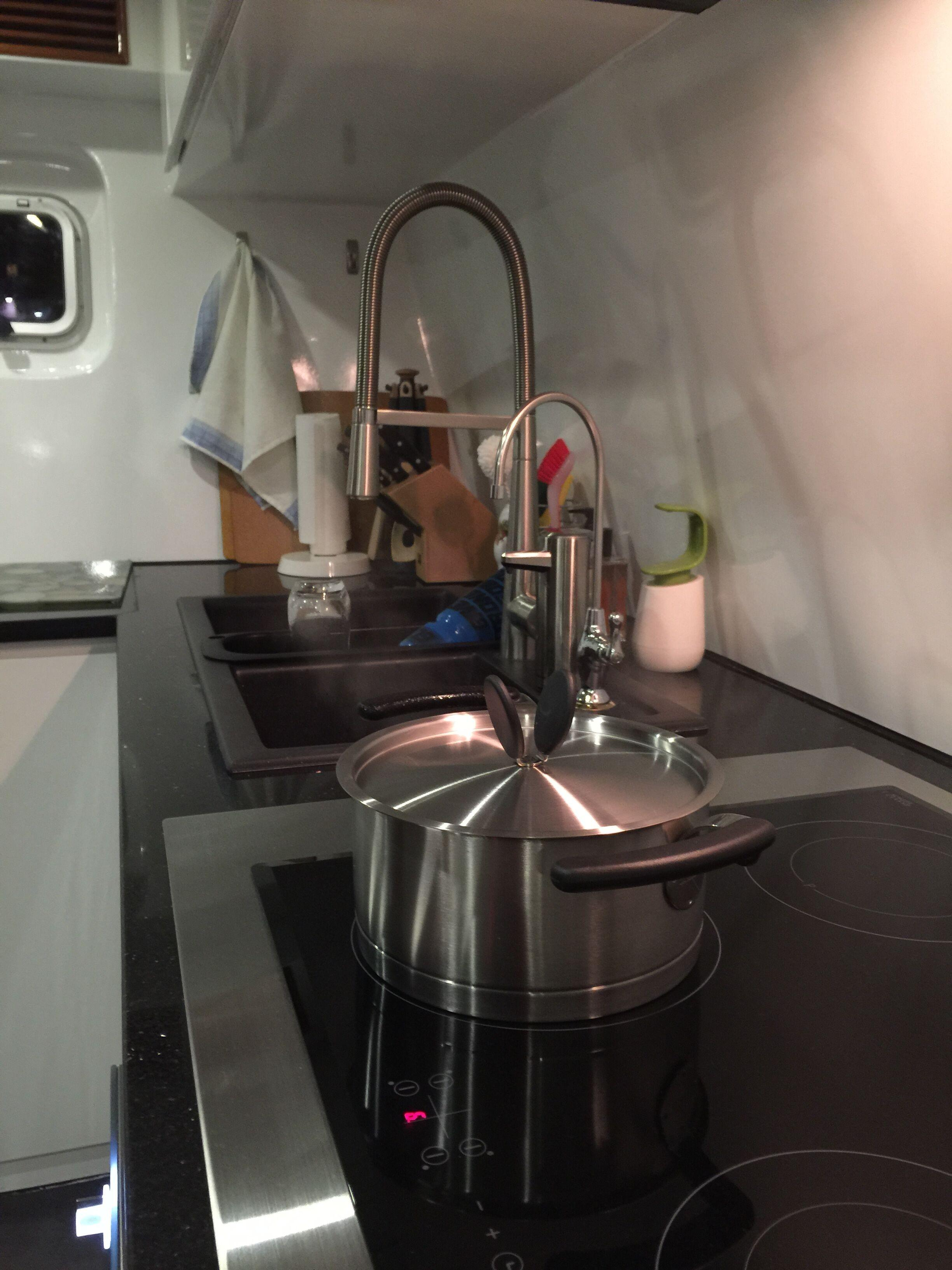 New Build 82 Galley