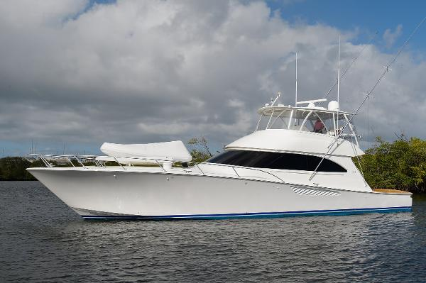 2013 66' Viking 66 Convertible