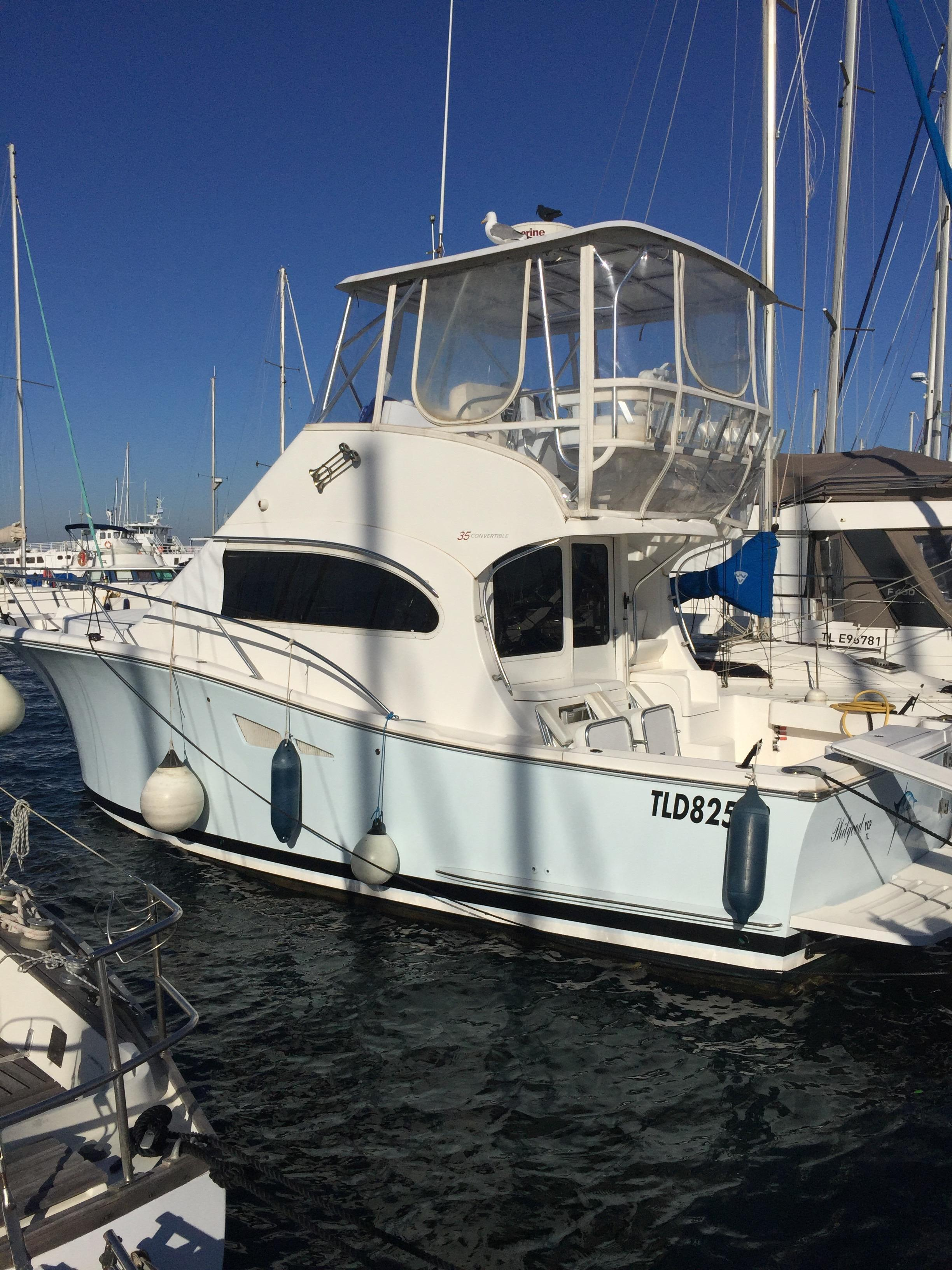 Luhrs 35 Convertible