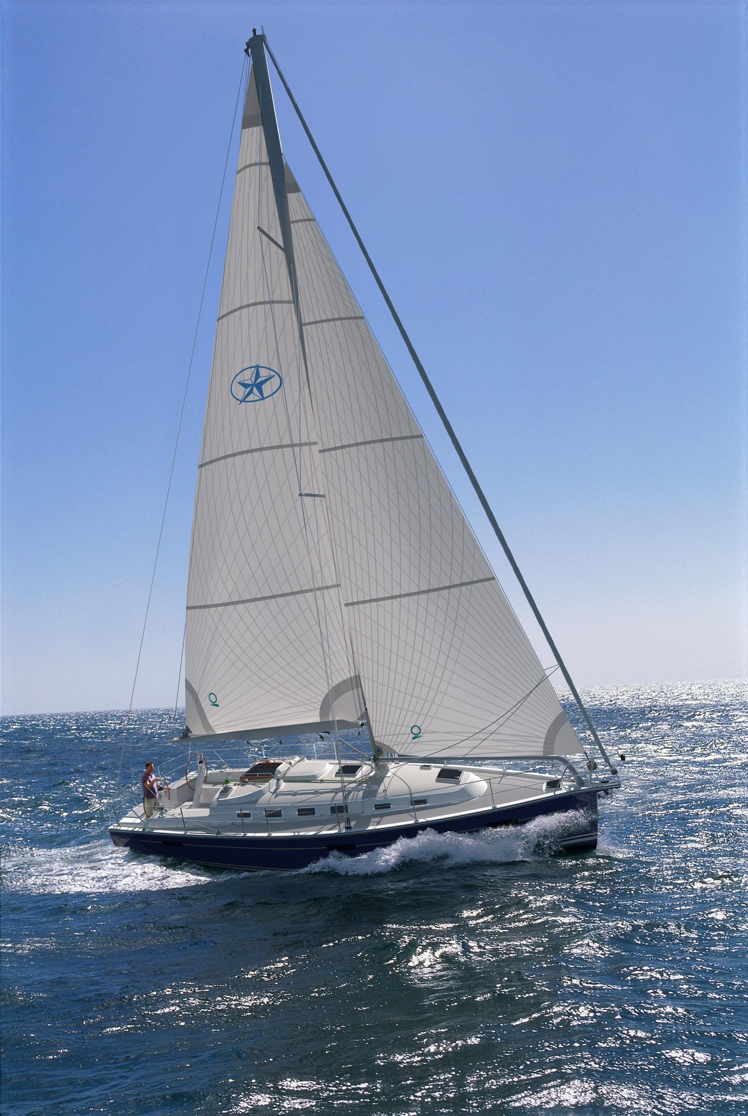 Blue Jacket 40 Performance Cruiser