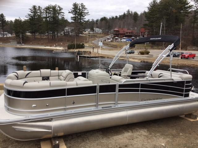 2018 BERKSHIRE PONTOONS 23CL4G STS for sale