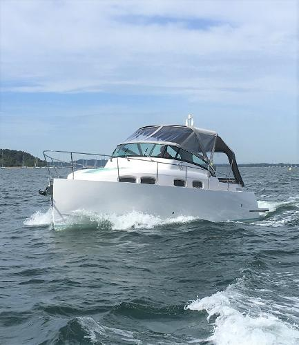 2016 English Harbour 29 Offshore