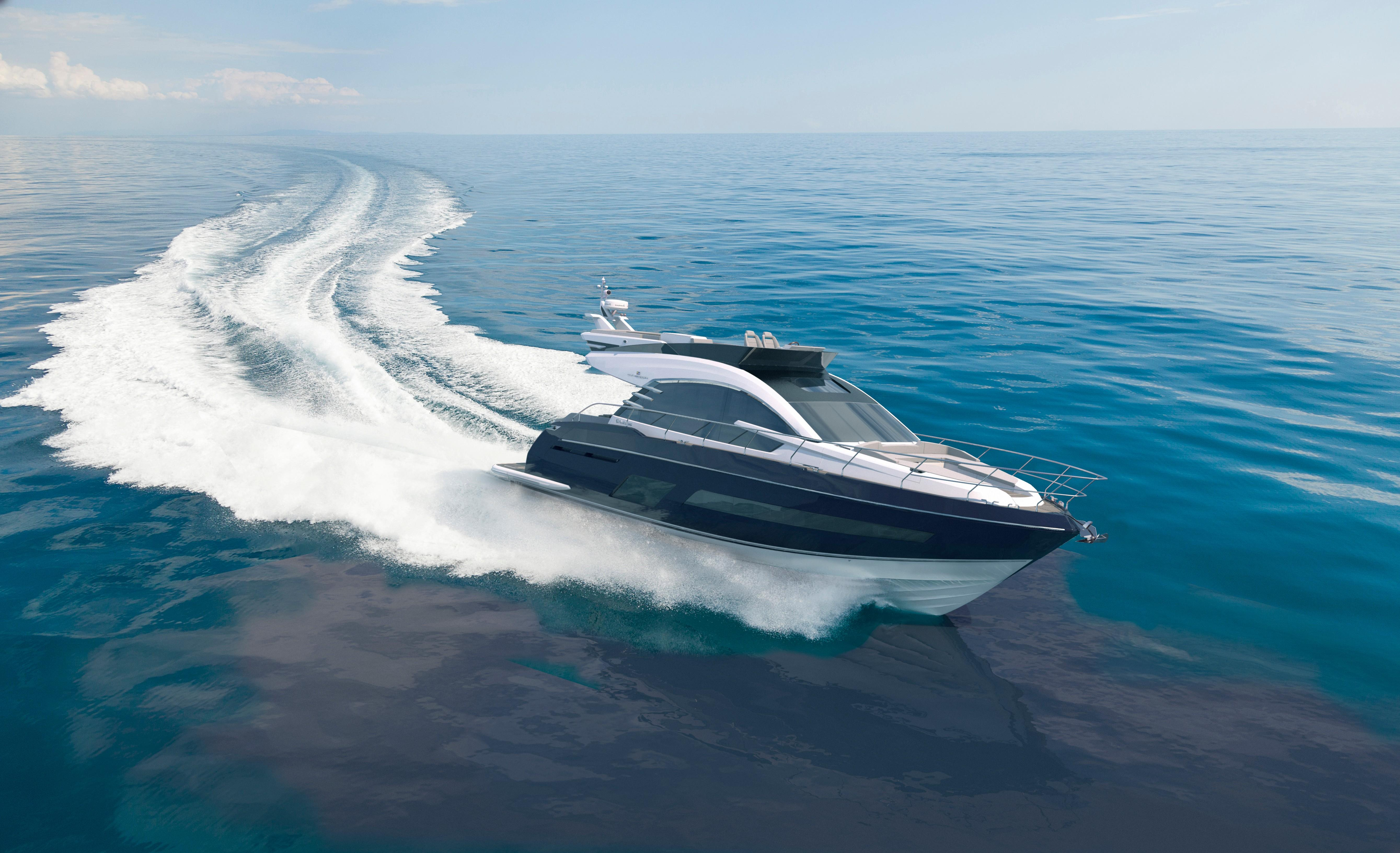 Manufacturer Provided Image: Fairline Squadron 53