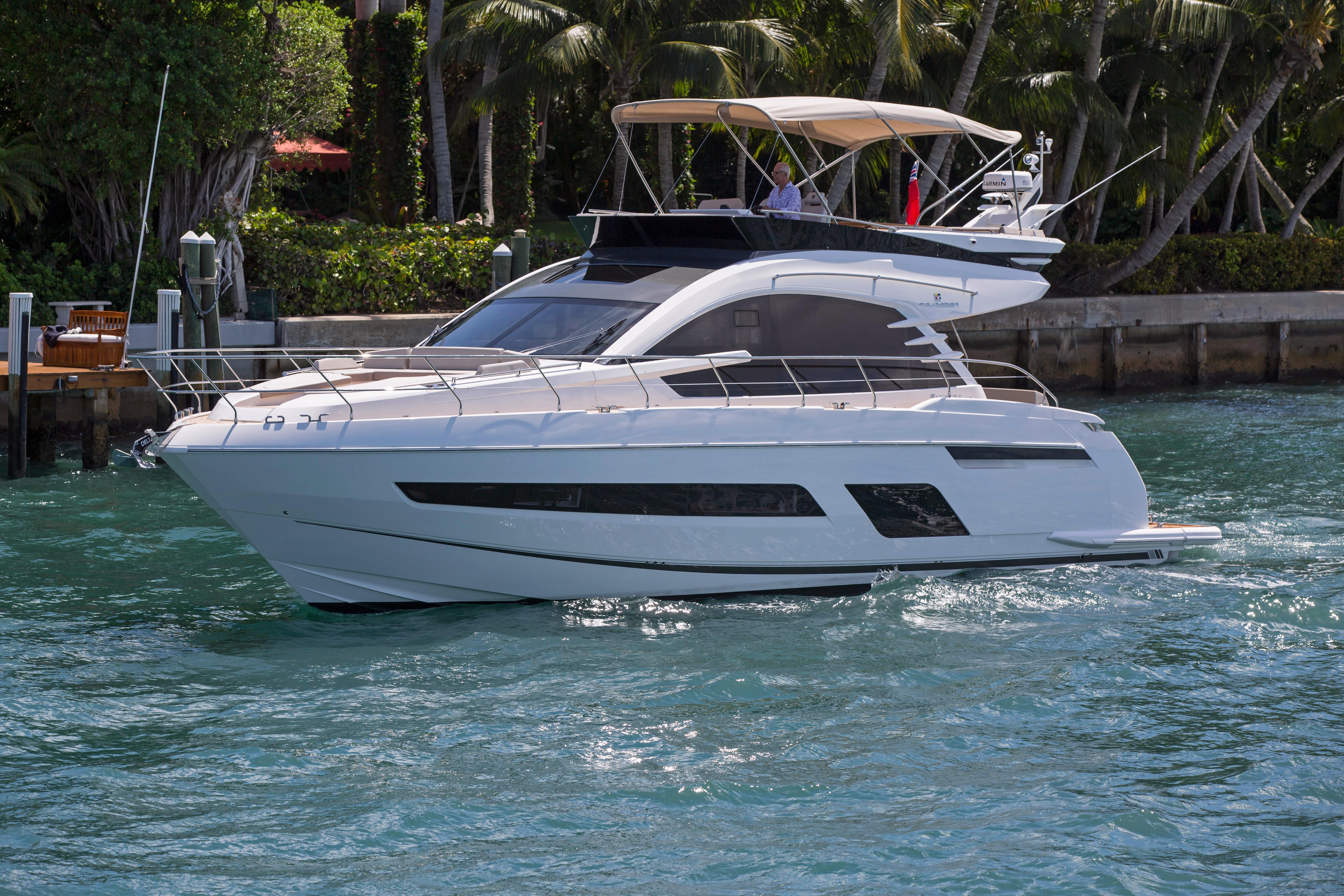 Manufacturer Provided Image: Manufacturer Provided Image: Fairline Squadron 53