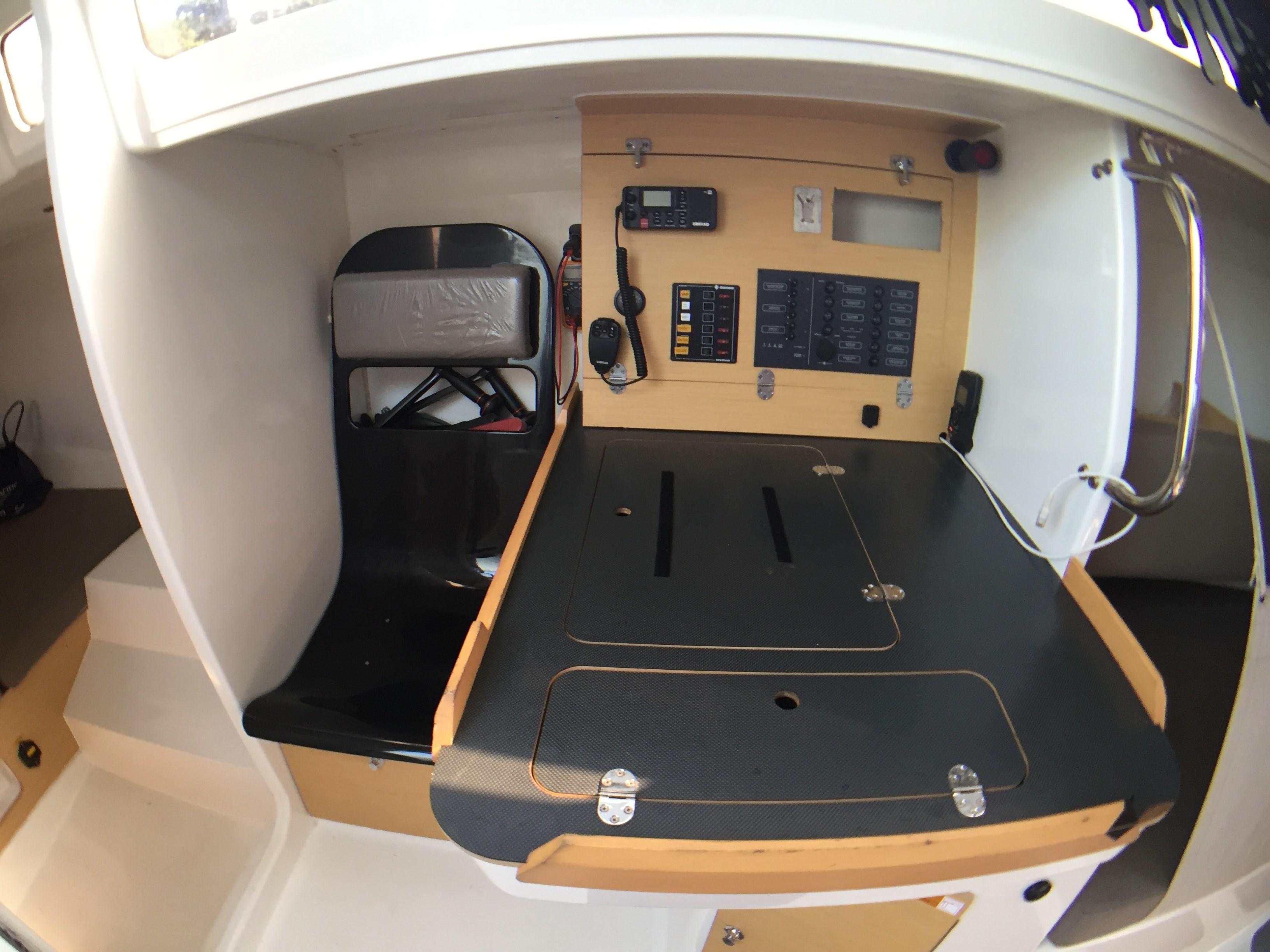 Jeanneau Sun Fast 3600 Navigation