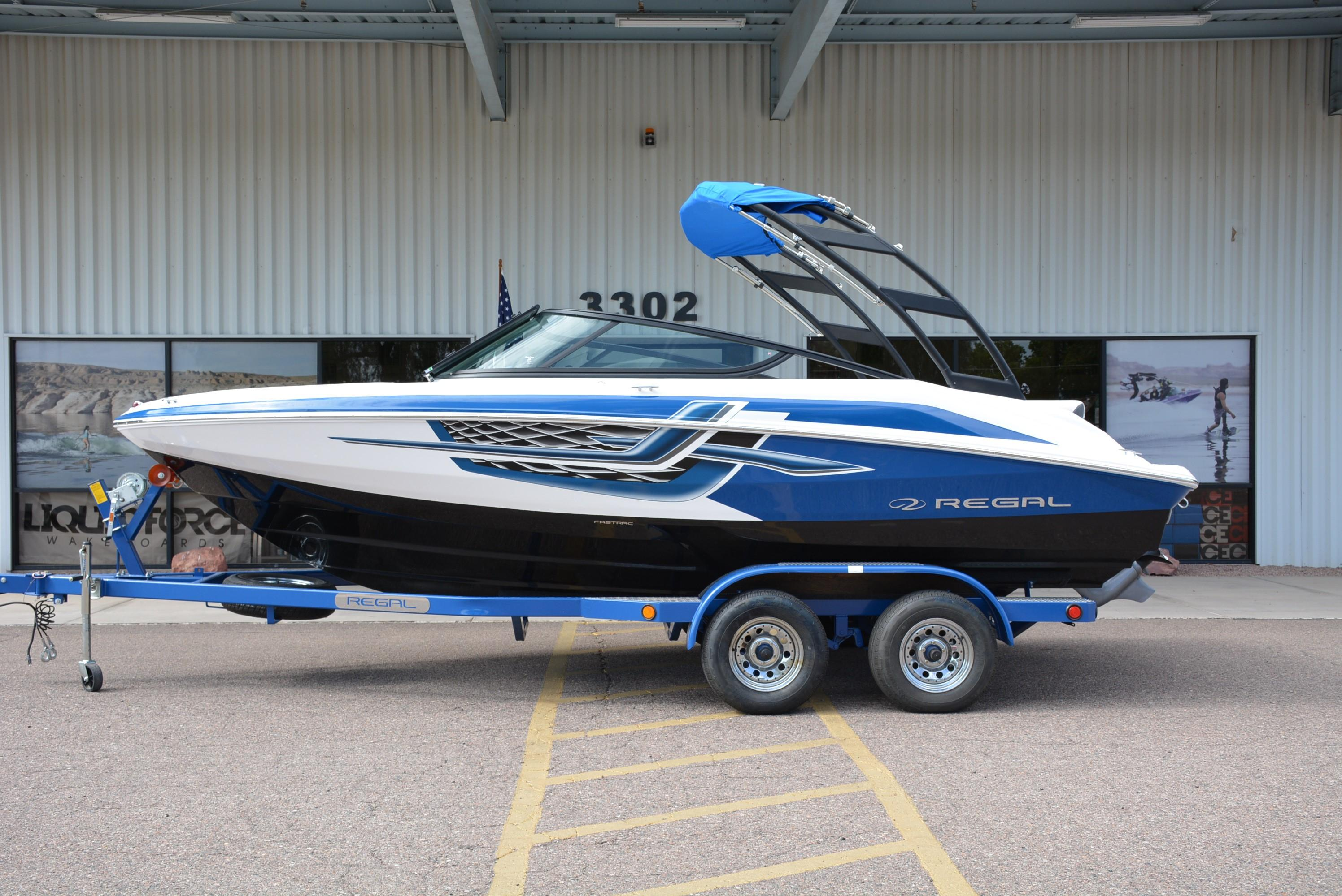 new Regal Boats For Sale - Century Marine in United States