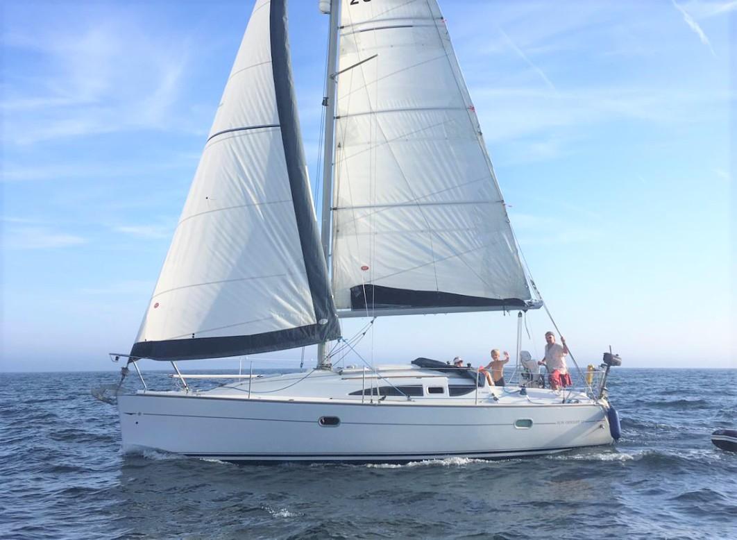 Jeanneau Sun Odyssey 32 Lift Keel