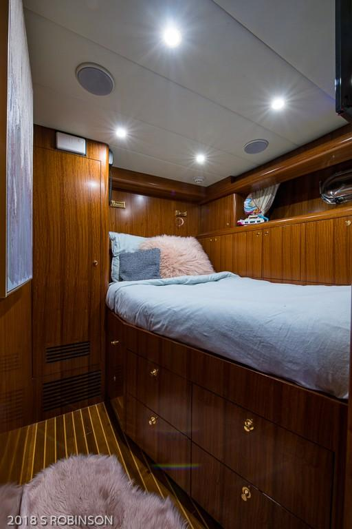 Captain Double Stateroom