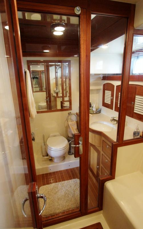 Master Stateroom Head And Shower