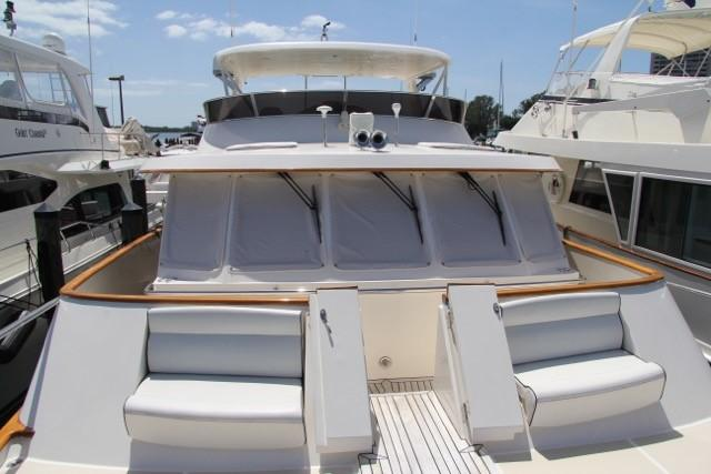 Additional Foredeck Seating