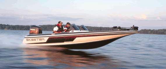 2003 Skeeter Sx 190