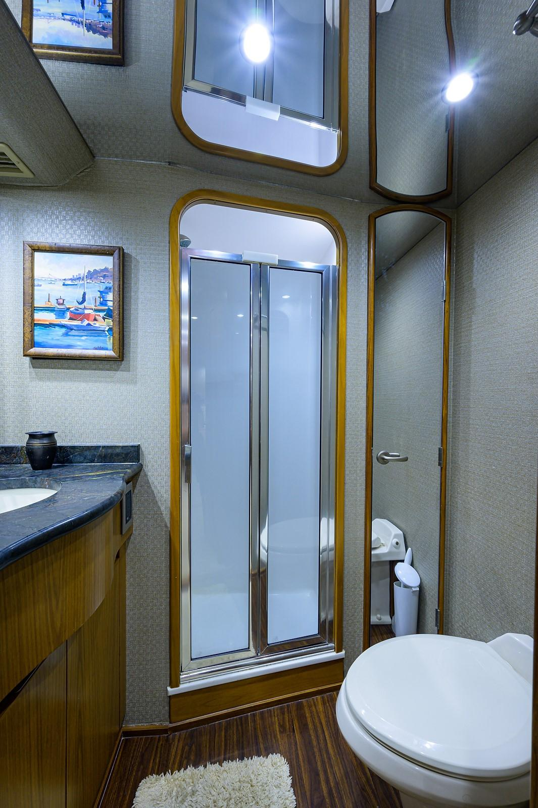 Aft Port Stateroom Head