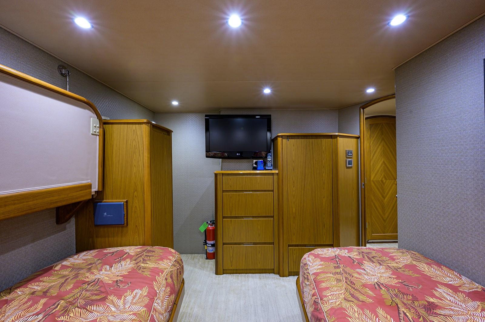 Aft Starboard Stateroom, Crew
