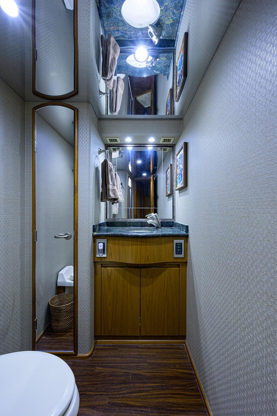 Aft Starboard Stateroom Head