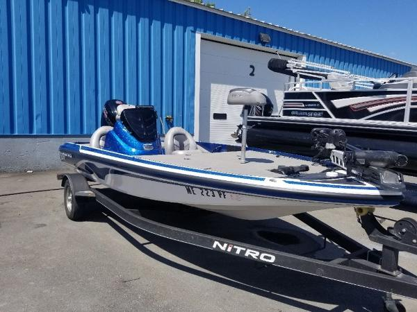 2019 Nitro boat for sale, model of the boat is Z17 & Image # 3 of 10