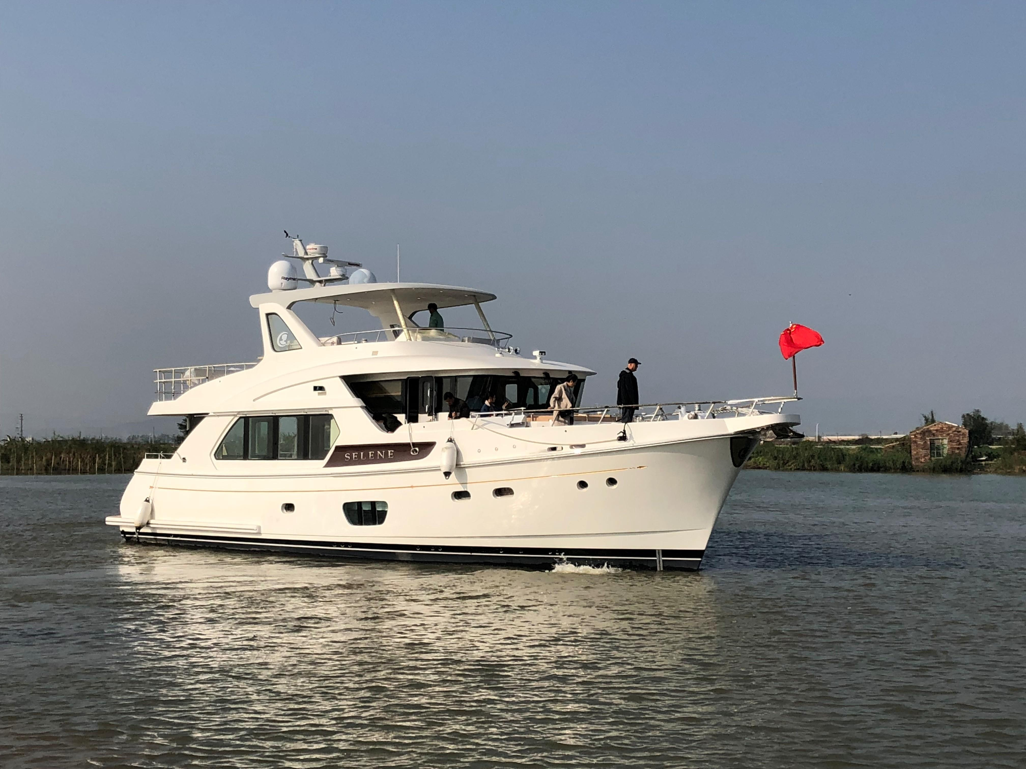 Used Selene Ocean Trawlers for sale - Selene MLS