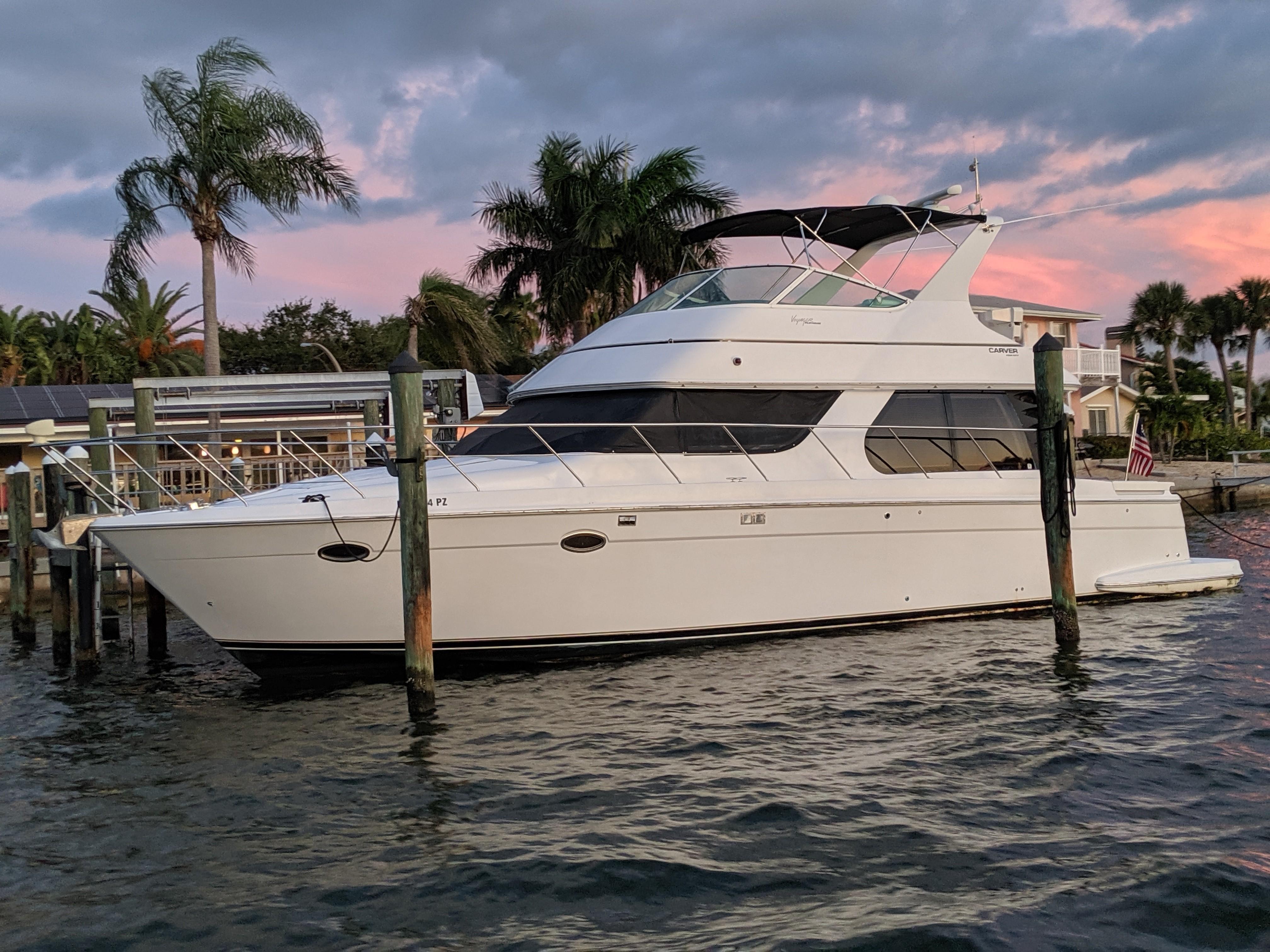 45 Carver 2002 Saint Petersburg Denison Yacht Sales
