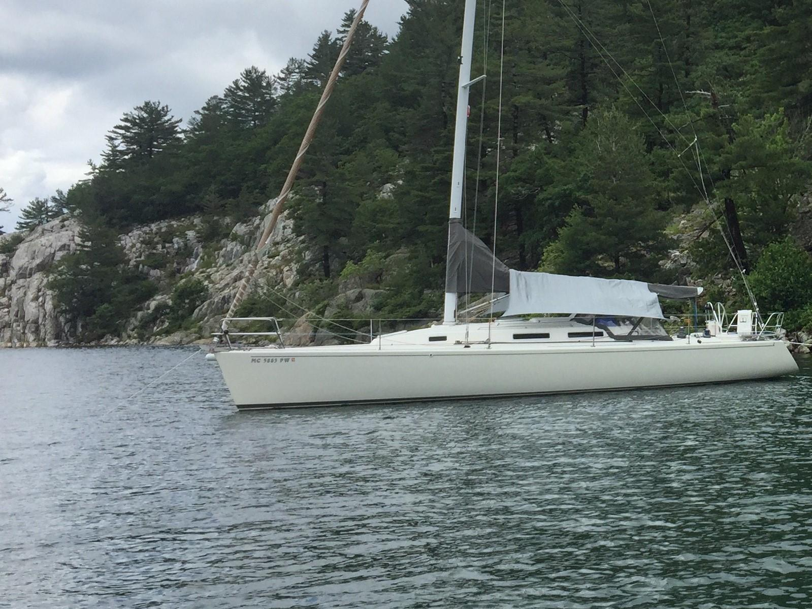 40' J Boats 1995 Immaculate J120 Carbon Spars