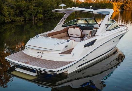 Sea Ray350 SLX