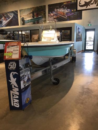 2017 Mako boat for sale, model of the boat is 18 LTS & Image # 6 of 6
