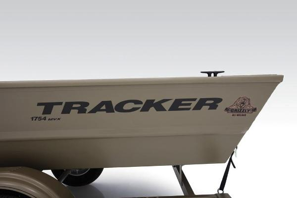 2018 Tracker Boats boat for sale, model of the boat is Grizzly 1754 Jon & Image # 19 of 27