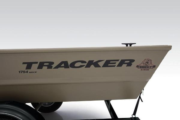 2018 Tracker Boats boat for sale, model of the boat is Grizzly 1754 Jon & Image # 24 of 27