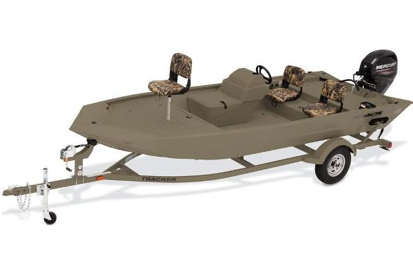 2018 TRACKER BOATS GRIZZLY 1754 SC for sale